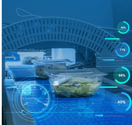 Optimize through <br />Industry 4.0 Technologies